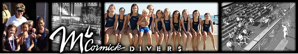 McCormick Divers