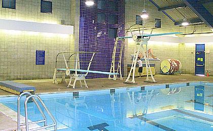 Facilities Mccormick Divers